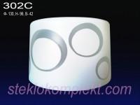Цилиндр 302С декор.