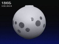 Полушар 186Б